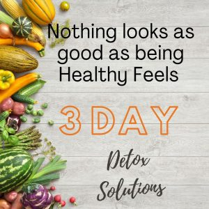 Three Day Detox Solutions