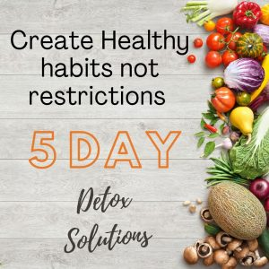 Five Day Detox Solutions